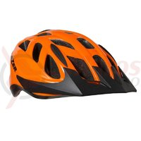 Casca Lazer Cyclone flash orange