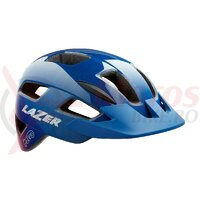 Casca Lazer Gekko CE-CPSC/ blue pink