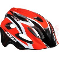 Casca Lazer Nutz s race red