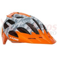 Casca LAZER OASIZ CE Matte Grey Camo Flash Orange M (17)