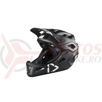 Casca Leatt DBX 3.0 Enduro V2 black/white