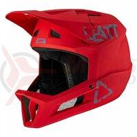Casca Leatt MTB 1.0 DH V21.1 Chilli