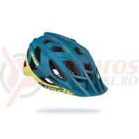 Casca Limar 888 Matt petrol green