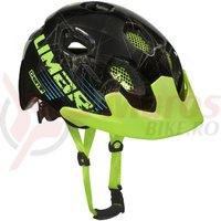 Casca Limar Champ negru/verde