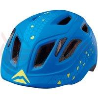 Casca Merida Kids albastru/galben