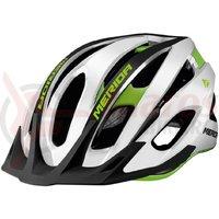 Casca Merida Team MTB alb/verde