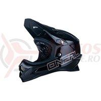 Casca O'Neal DH Backflip RL2 Solid HQ ABS negru