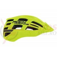 Casca Rock Machine MTB Sport verde fluo