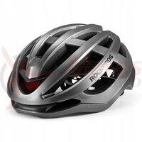 Casca Rockbros Road Bike Unisex pentru Mountain Bike, Road, gri
