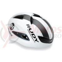 Casca Rudy Project Boost 01 alb/grafit 54-58 cm