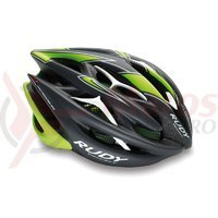 Casca Rudy Project Sterling graphite/lime fluo 54-58 cm