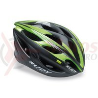 Casca Rudy Project Zumax grafit/lime fluo 54-58 cm