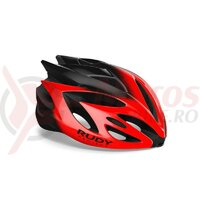 Casca Rush Red/Black