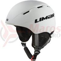 Casca ski Limar X6 matt alb