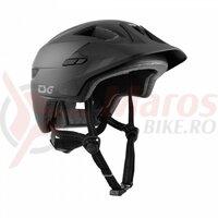 Casca TSG Cadete Solid Color - Satin Black