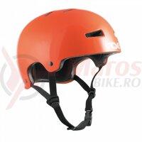Casca TSG Evolution Solid Color - Gloss Orange