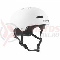 Casca TSG Evolution Youth Solid Color - Satin White
