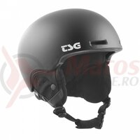 Casca TSG Fly Asian Fit Solid - Satin Black