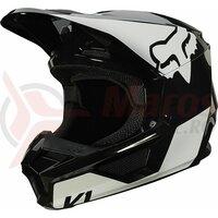 Casca V1 Revn Helmet, Ece [Blk/Wht]