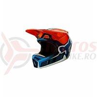 Casca V3 RS Wired Helmet [FLO ORG]