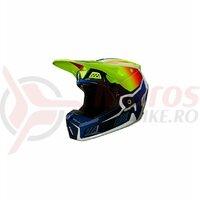 Casca V3 RS Wired Helmet [FLO YLW]