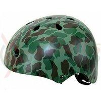 Casca Ventura BMX,camuflaj
