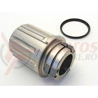 Caseta - NOVATEC - MTB, LS, Shimano 8-9-10V, butuc D662SB/A/DH12SB/A