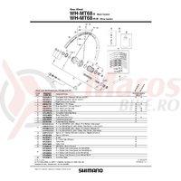 Caseta Shimano WH-MT68 Y4RL98010
