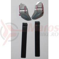 Catarama + Chinga Shimano Low Profile Type pentru SH-M315 Black