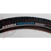 Cauciuc Kenda 700x40C K841A BK/BK/RT