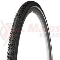 Cauciuc Michelin 700x35C pilot tracker protek max rigid BK