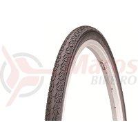 Cauciuc PR 700x38 K1024 BK/BSK iron cap F/R Wire 30TPI kwick roller holiday Kenda