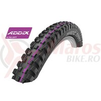 Cauciuc SCHWALBE MAGIC MARY SuperG U-Soft Addix HS447 27.5x2.35/60-584 B/B-SK TL-Easy Pliabil