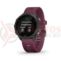 Ceas Garmin Forerunner 245 Black Berry