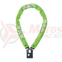 Lacat lant  Axa Clinch CH85 Plus Length 85cm, 6,0mm green