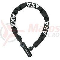 Lacat lant Axa Linq 100 City lungime100cm, 7mm negru