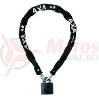 Lacat lant Axa Promoto 2 100/9 lungime 100cm, grosime 8,5mm BLK