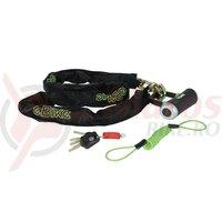 Lacat Onguard Mastiff eBike 8019EL 180cm x 10mm, nivel de securitate-80