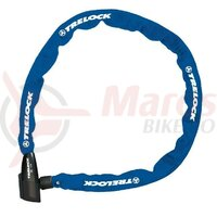 Lacat Trelock 110cm, 4mm BC 115/110/4, albastru