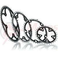 Chain ring Miche Supertype BCD 135CA inside 39d. black 9/10 v. Campagnolo