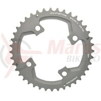 Chain ring Stronglight MTB Shimano 2x10 f. XTR FC M980 4-Arm external 42 sprock.