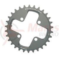 Chain ring Stronglight MTB Shimano 2x10 f. XTR FC M980 4-Arm inside 28 sprock.