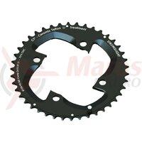 Placa pedalier Stronglight MTB Shimano 2x10 pentru XT FC M785 4-Arm outside 36(22) T.