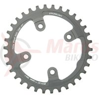 Chain ring Stronglight MTB Sram 1x11 f. XX1 4-Arm 28Z w. thread blk HT?