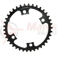 Chain ring  Stronglight Type 105-110mm inside 36 spr.,black 11-s.