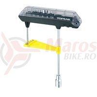 Cheie dinamometica Topeak Torq Bit TPS-SP07 3-12 Nm