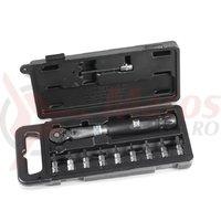 Cheie dinamometrica XLC TO-S87 ajustabila 2-24 Nm 1/4