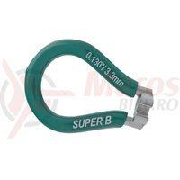 Cheie spite Super B 3.3 mm/0.130