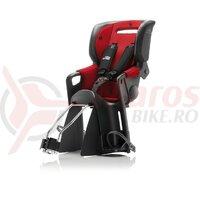 Scaun copil Jockey Comfort black reversible cover red/blue (VE2)