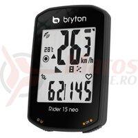 Ciclocomputer Bryton Rider 15 Neo E